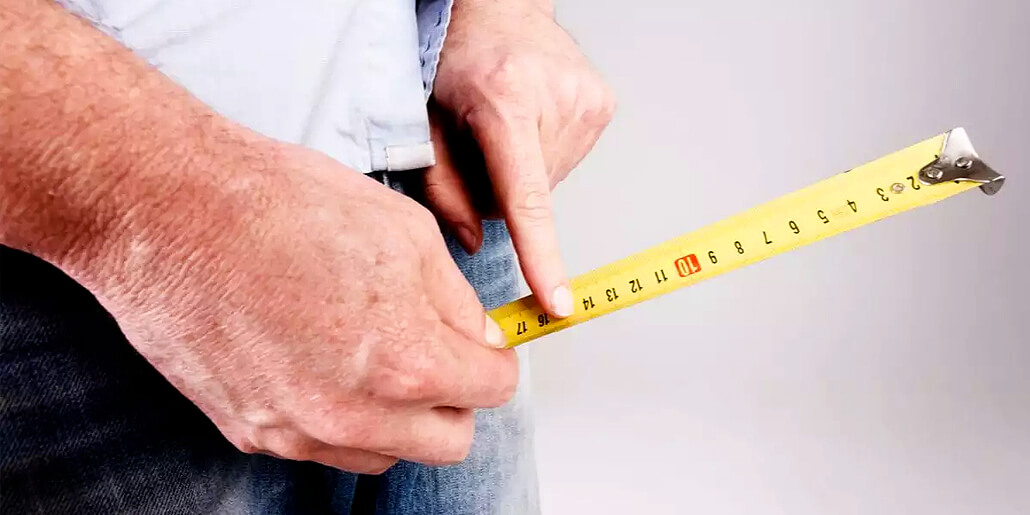 Come si misura un pene